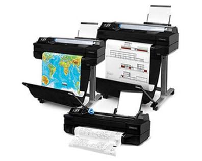 HP Designjet printers for CAD/GIS